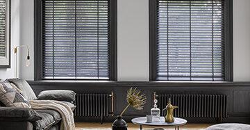 Creëer een andere sfeer met raamdecoratie Toppoint Silva houten jaloezie 1340