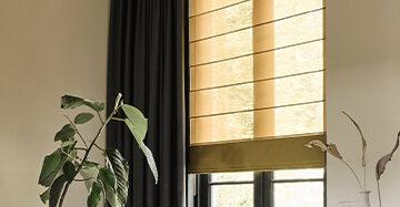 Toppoint screendoek vouwgordijn